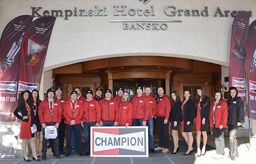 Champion days Banskp-2018